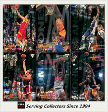 "*1994 Australia Basketball Card NBL S1 ""EXPORT"" Offensive Threat Full Set (14)"