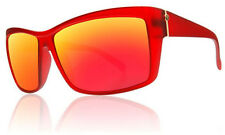 Electric Visual Riff-Raff Plasma / Grey Fire Chrome Sunglasses ES09233958