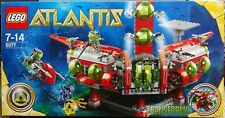 LEGO ATLANTIS 8077 Atlantis Exploration HQ  * Good Condition, Used *