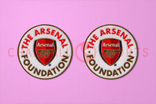 The Arsensal Foundation Arsenal Legends vs Milan Gloie Soccer Patch / Badge
