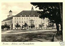AK, Dresden, Arbeiter- und Bauernfakultät, V. 2, 1961