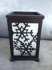 PARTYLITE CHANGE-O-LUMINARY WITH CHANGING SCENES - WITH ORIGINAL BOX