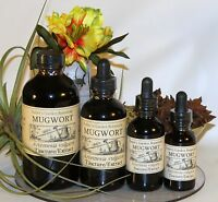 MUGWORT Tincture Extract  ~ digestive  ~ liver potency aid 4sizes
