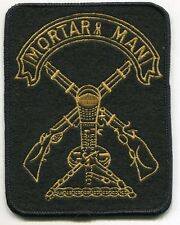 US Army Mortar Man Patch