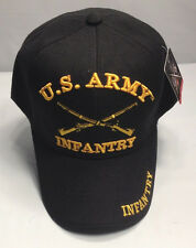 US Army INFANTRY Ball Cap Korea Vietnam Gulf War OEF OIF Veteran Inf Vet Hat