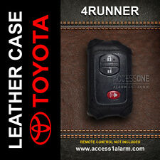 Toyota 4Runner Smart Key Protective Leather Remote Control Case 2010 - 2016