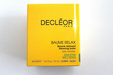 Decleor Baume Relax Relaxing Balm Well-Being - For The Body - 50ml