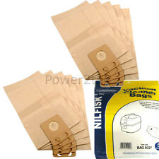 10 x GD Dust Bags for Nilfisk HDS1010 HDS2000 SALTIX 3 Vacuum Cleaner