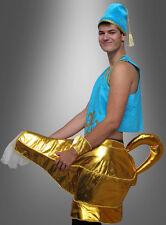 Wunderlampe Flaschengeist Kostüm Junggesellenabschied Orient 1001 Nacht