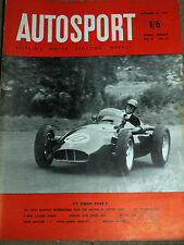 Stirling Moss gana 1955 Oulton Gold Cup Maserati 250F Mike Hawthorn LANCIA BRM