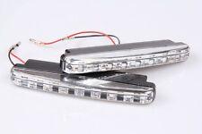 Tagfahrlicht 16 POWER SMD LED + R87 Modul E-Prüfzeichen Honda