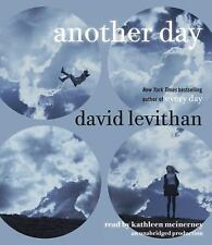 Another Day by David Levithan (2015, CD, Unabridged) 8 CD's