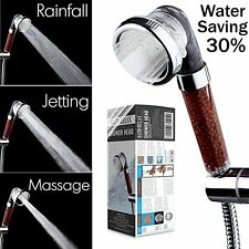 Shower Head Massage Shower Body Bath Water Filter Spray Handheld High Pressure