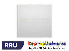 Fireproof Glassplate for Heated Bed MK2B/MK2A Reprap 3D Printer - 213x200x3 mm