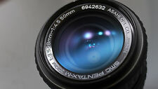 SMC PENTAX - M 28mm-50mm f/3.5-4.5 MF Zoom Lens - PK Mount Lens