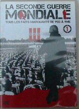 DVD LA SECONDE GUERRE MONDIALE - TOUS LES FAITS MARQUANTS DE 1933 A 1945