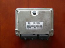 POLO/INCA/CADDY ECU 1.9 SDI AEY 038906013E 0281001689 IMMO OFF 12m warranty