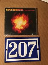 Sean Kingston CD 2009 Germany 1. Fire Burning 2. War 886975297429 Sony Epic NEW