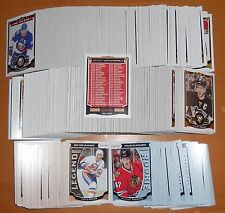 2015-16 O-Pee-Chee Complete 600 Card Complete Set - includes Rookies & Legends