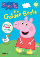 Peppa Pig: The Golden Boots (DVD, 2016)