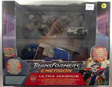 NEW ~ Energon ULTRA MAGNUS with Knock Out, Astroscope, Sky Blast & Payload