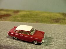 1/87 Brekina DKW Junior de Luxe weinrot Dach elfenbein 28103