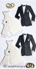 Artoz Artwork 3D-Sticker, Hochzeitskleider