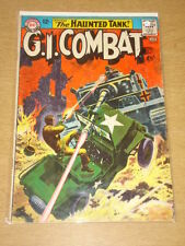 GI COMBAT #103 VG (4.0) DC COMICS GREY TONE COVER JANUARY 1964 **