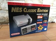 Nintendo Entertainment System: NES Mini Classic Edition Console with 30 Games