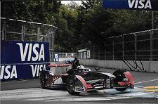 Sam bird signé formule e virgin racing, londres e-prix juin 2015