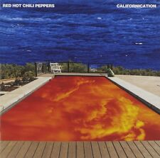 RED HOT CHILI PEPPERS CALIFORNICATION CD NEW
