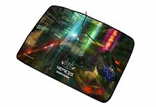 Sumvision Nemesis Futuristic Neon Waterproof Gaming Mouse Mat Large
