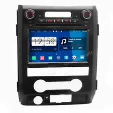 Android 4.4 Car DVD GPS Radio Autoradio Stereo for Ford F150 2011 2012 2013 HD