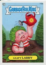 Garbage Pail Kids Mini Cards 2013 Base Card 112a Leafy LARRY