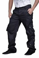 ARD Fashion Casual Mens Military Army Cargo Combat Work Trousers Pants