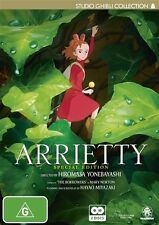 Arrietty Special Edition NEW R4 DVD