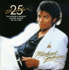 Michael Jackson Thriller-25th Anniversary Edition (1982/2008, bonus) [CD]