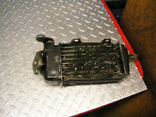 CR250 HONDA 1984 CR 250 84 RADIATOR RIGHT