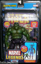 Marvel Legends Galactus Series 1st Appearance HULK Variant New! Avengers Rare!