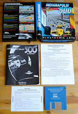 Jeu INDIANAPOLIS 500 BIG BOX version disc (Disk) pour PC AMIGA