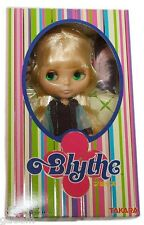 "TAKARA 12"" NEO BLYTHE SBL-05 SUNDAY'S VERY BEST DOLL SEALED IN FACTORY BROWN BOX"