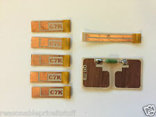 7x Chips Drum, Fuser, ITB Reset Kits for Xerox Phaser 7300 N DN DT DX