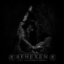 Behexen - The Poisonous Path CD 2016 digi black metal Finland Debemur Morti