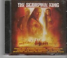 (FX685) Scorpion King, Music from the Motion Picture - 2001 CD