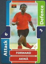 TOPPS MATCH ATTAX WORLD CUP 2006- #025-ANGOLA-AKKWA