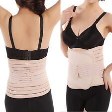 Maternity Belly Waist Band Postpartum Tummy Recovery Belt Body Slimming Shaper
