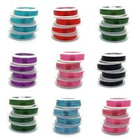 Beading Craft Wire Jewellery Making Non-Tarnish - 7 Colours - 4 Sizes