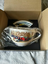 """Royal Worcester Jumbo Cup and Saucer  """"To a Very Important Person"""" Cassic Cars"""