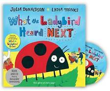 What the Ladybird Heard Next by Julia Donaldson (Mixed media product, 2016)