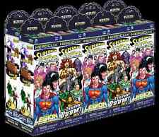 Heroclix DC Superman and the Legion of Super-Heroes Sealed Brick 10 Boosters New